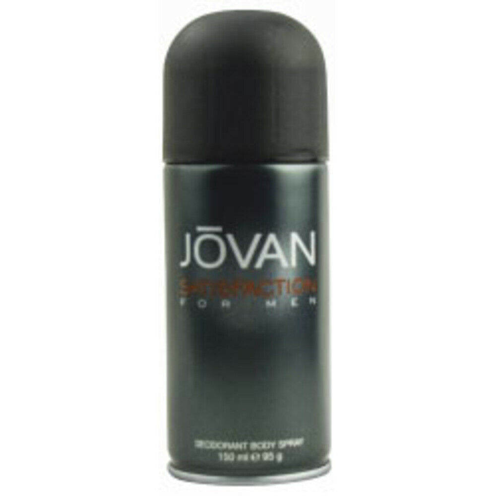 Primary image for New JOVAN SATISFACTION by Jovan #272025 - Type: Bath & Body for MEN