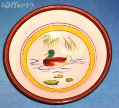 """STANGL MALLARD DUCK (COUNTRY LIFE) VEGETABLE BOWL 8"""" - $47.45"""