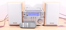 Panasonic SA-PM03 Compact Stereo System Cd, Radio - With Remote - $93.50