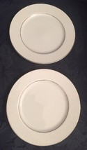STYLE HOUSE...Fine China...BROCADE... Salad Plates...Set Of 2  Made In J... - $3.59