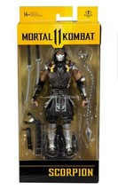 "McFarlane Toys Mortal Kombat 11 SCORPION 7"" Action Figure New In Box NIB... - $31.67"