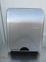 Stainless Automatic Touchless motion sensing Towel Dispenser / recessed ... - $24.95