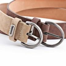 Women Belt Stretch Buckle Waist Fashion Wide Leather Elastic Cinch Waist... - $7.51