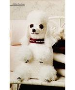 Annie's Poodle Tissue Roll Cover Crochet Pattern Leaflet No. 91 Jan/Feb ... - $6.90