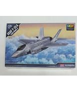 Academy USAF F-35A Lightning II 1/72 scale airplane model kit NEW 12507 - $28.99