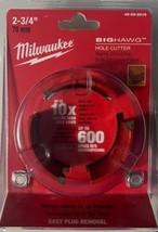 "Milwaukee 49-56-9016 Big Hawg Hole Cutter 2-3/4"" / 70 mm - $19.80"