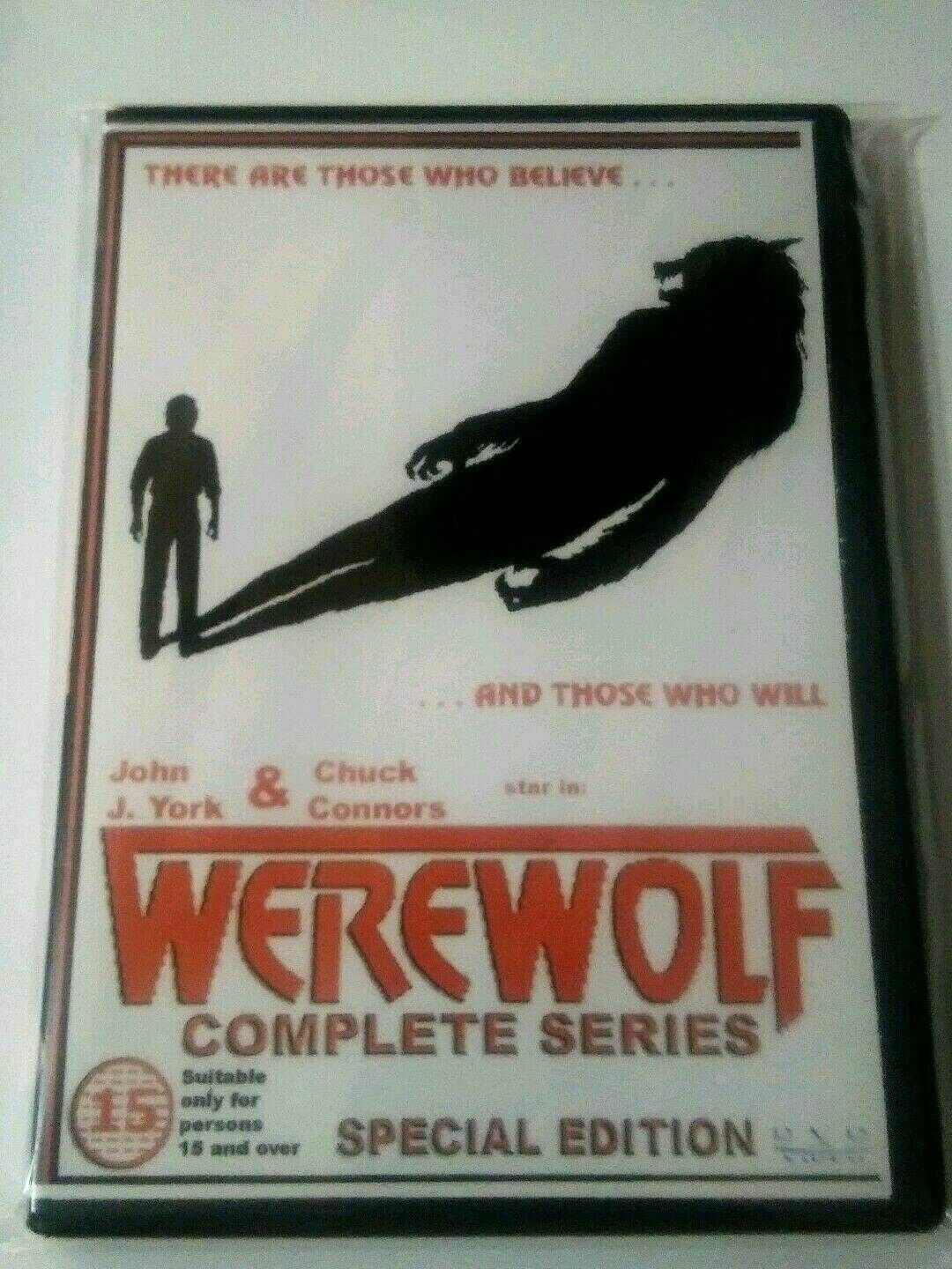 Primary image for Werewolf Complete Television Series 4 disc Set (1987-1988) Free USA Shipping