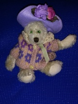 The Boyds collection Limited 7 inch jointed plush bear - $7.50
