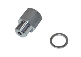 A-Team Performance Oil Pressure Sensor LS Engine Swap M16 1.5 Adapter to 1/8 NPT image 2