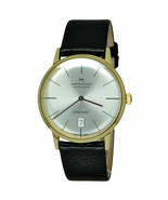 NEW Hamilton H38475751 Intra-Matic Automatic 38mm Case Leather Strap Watch - $602.70