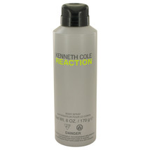 Kenneth Cole Reaction by Kenneth Cole Body Spray 6 oz for Men - $7.49