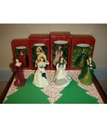 Hallmark 1997~2000 Scarlett O'Hara Compete 1st ~ 4th Series Ornaments - $34.99