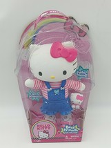 "Hello Kitty Doll Best Friend Jointed Poseable 13"" Denim Dress Sanrio Bli... - $222.72"