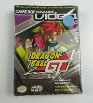 Game Boy Advance Video: Dragon Ball GT Vol. 1 Nintendo Game Boy Advance ... - $15.00