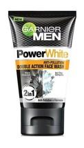 Garnier Men Power white face wash 100g - $15.35