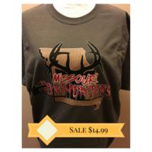 Missouri Bow Hunters Exclusive Gildan T-Shirt great for any Missouri Bow... - $14.99