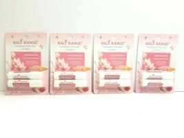 4 Salt Range Himalayan Pink Salt Lip Balm Moisture Cherry & Shea Butter ... - $19.79