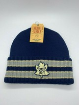 AMERICAN NEEDLE TORONTO MAPLE LEAFS BEANIE HAT NFL  Retro - $23.71