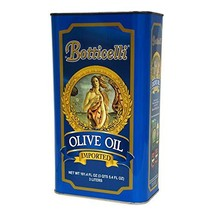 Botticelli Olive Oil. A Blend of Refined and Extra Virgin Olive Oil. Gre... - $33.41