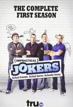 Impractical jokers season 1 3 one three dvd bundle  2  disc 2016  1 2 3 new thumb200