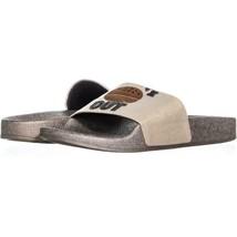 Circus by Sam Edelman Flynn-4 Slip On Slide Sandals 997, Sunz Bunz, 7.5 US / - $21.01