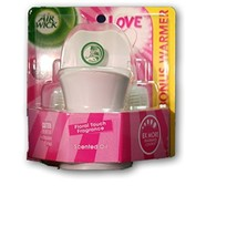 Air Wick scented oil plug in additional refills Love Floral, 1 pack of 2