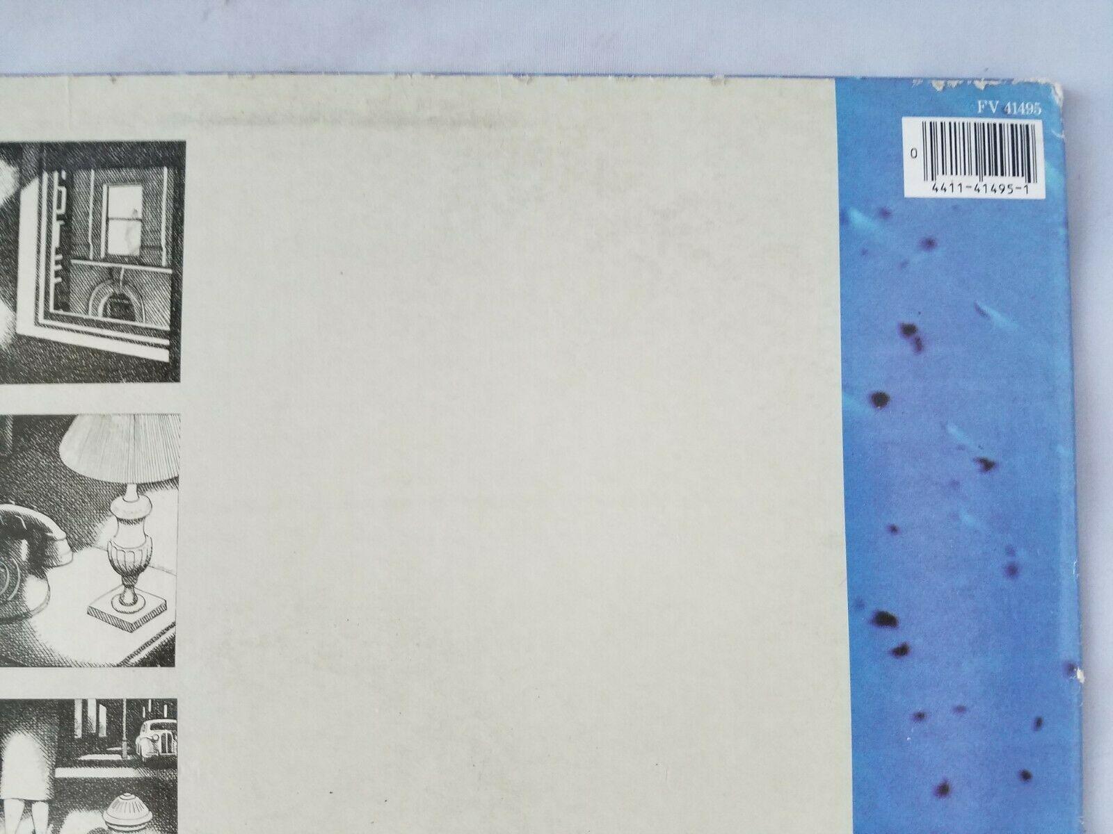 Go West Go West Vintage Vinyle Record Auto Intitulé 1985 Chrysalis Records