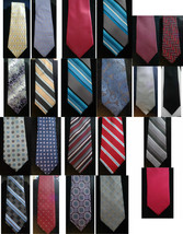 Lot of 21 Silk Neck Ties (Brooks Brothers, Si Stile Italia Moda, Croft & Barrow, - $100.00