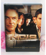 DVD's NCIS  Season 1 TV Series Criminal Investigation 23 Episodes 8 Disc... - $18.99