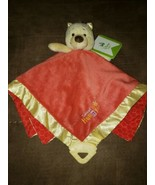 NEW Disney Winnie the Pooh Baby Security Blanket SWEET as HUNNY Teether ... - $23.33