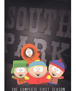 Comedy Central Animated Series South Park - DVDs - Complete Seasons (Fir... - $15.00