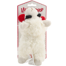 "Multipet Lamb Chop 7"" Toy- - $8.77"
