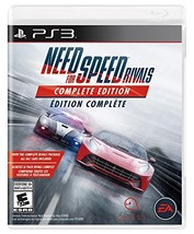 Need for Speed Rivals (Complete Edition) - PlayStation 3 [video game] - $13.75