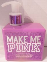 Victoria's Secret 16.9 oz Body Lotion Whipped Vanilla and Orchid Make Me... - $29.99