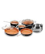 Gotham Steel 20 Piece All in One Kitchen Cookware + Bakeware Set with No... - $316.79