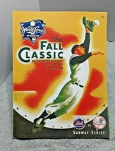 2000 World Series Program New York Mets New York Yankees - $14.89