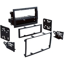 Metra 99-6510 2005-2008 Dodge/Jeep/Chrysler Single- or Double-DIN Instal... - $38.67