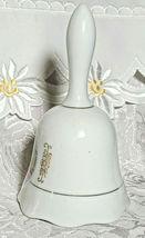 """Vintage Fabulous Las Vegas NV Ceramic Collector Souvenir Hand Bell 5.25"""" image 5"""