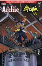 Archie Meets Batman '66 #5 2019 Archie DC Comics Igle Variant Cover - $9.89
