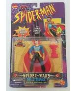 Marvel Comics Spider-Man Spider-Wars Dr. Strange Action Figure Toy Biz 1996 - $28.00