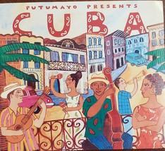 Putumayo Presents CUBA 1999 CD - $4.95