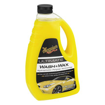 Ultimate Washer or Washing & Wax 48-oz. Leaves Deep, Glossy, Just-Waxed ... - $21.37