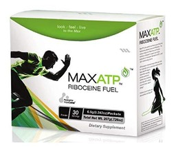 Max ATP, Riboceine Fuel, 30 Packets 0.24 Ounce, 30 Servings