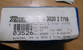 MARTIN 3020 2-7/16 TAPERLOCK BUSHING - $48.95