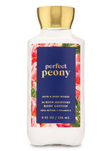 Bath & Body Works Perfect Peony 24-Hour Moisture Shea Butter Vit E Body ... - $13.47