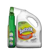 Fantastik All-Purpose Cleaner, Original, 128 Fl.oz Refill Plus 32 Fl. Oz... - $11.24