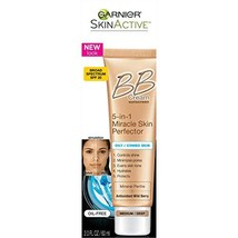 Garnier Skin Renew Miracle Skin Perfector Bb Cream, Combination To Oily ... - $11.62
