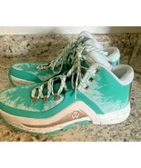 Adidas John Wall 2 Limited Edition Premium Mens Basketball Trainers Gree... - $59.35