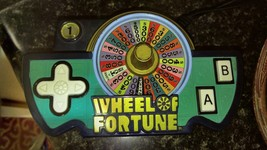 Wheel of Fortune tv plug-in and play game works great lots of fun - $19.79