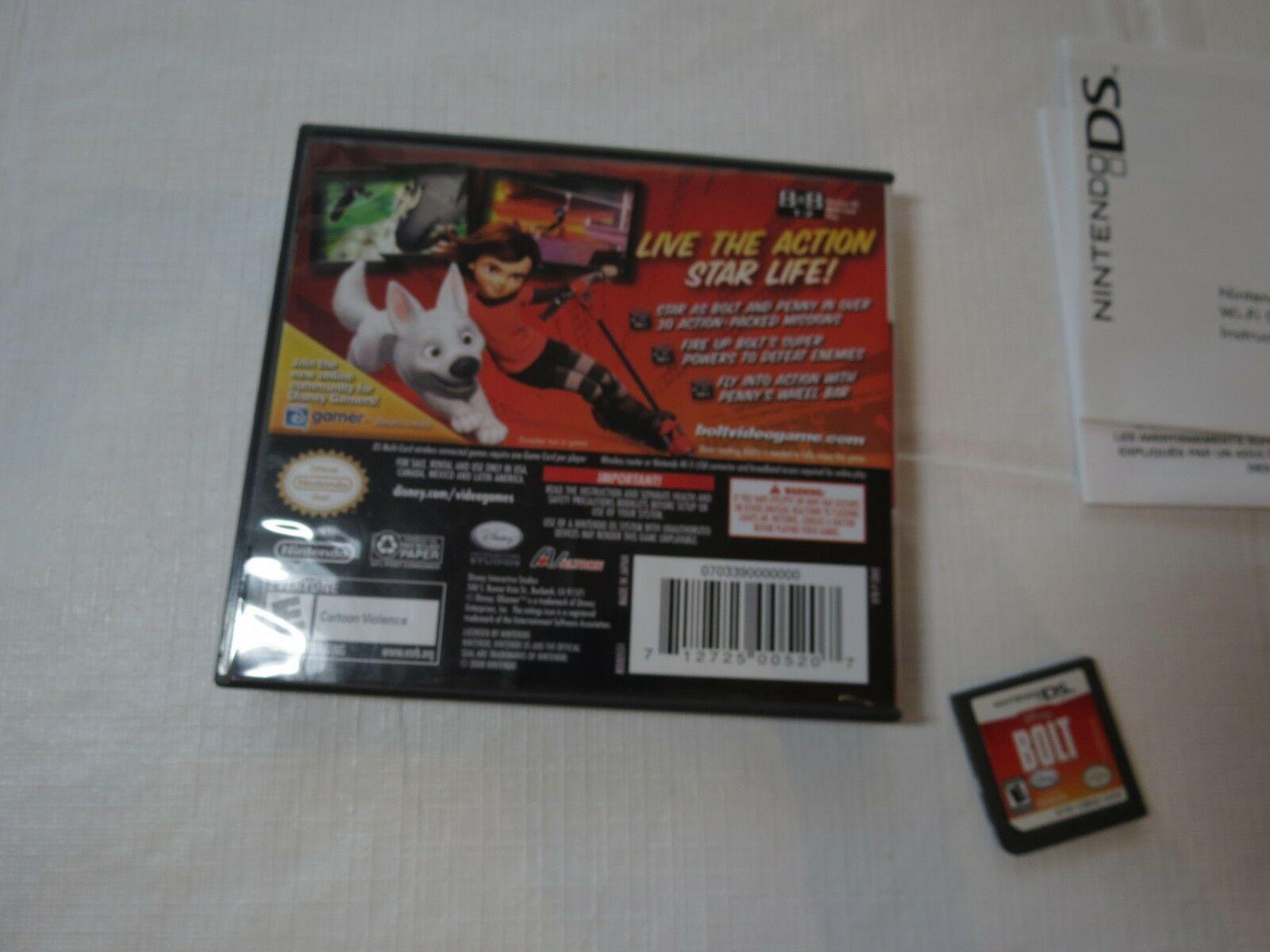 Bullone (Nintendo DS, 2008) Walt Disney Game Boy Tutti Immagini Gamer